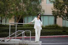 Nicole Pham #lovegrabwear #fashionblogger #streetstyle #style #fashion #blogger #suit #sneakers #gucci #ralphlauren #celine #rolex #casual