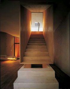 El cubo-escalera