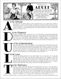 Praying for Adult Children - Free Printable Guide Prayer Scriptures, Bible Teachings, Bible Prayers, Prayer Quotes, Scripture Quotes, Biblical Quotes, Wisdom Quotes, Bible Verses, Prayer For My Family