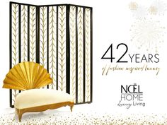 Noël Home celebrates 42 years of luxury inspired living and we want you to celebrate with us!  We thank you Houston and all our wonderful clients throughout the world for allowing us the opportunity to offer you the very best, one-of-a-kind and most luxurious home furnishings since 1977! Throughout The World, Luxury Living, Home Furnishings, Luxury Homes, Opportunity, Houston, Inspired, Inspiration, Noel