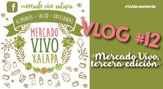 En esta ocasión les compartimos algunas imágenes de lo que fue la tercera edición del Mercado Vivo Xalapa, un espacio para productores locales y empresarios de productos orgánicos/ecológicos donde tenemos la oportunidad de mostrarle a la gente todo lo que actualmente existe en el mercado respecto a estos temas.