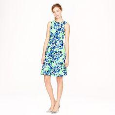 Jcrew Photo Floral Dress 00