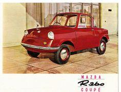 Mazda R360 Coupe, 1960-69