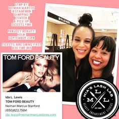 Beauty Lash, Tom Ford Beauty, Shopping Center, Neiman Marcus, Lab, Lashes, Hold On, Shopping Mall, Eyelashes