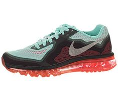 Nike Womens Air Max 2014 Hypr TrqRflct SlvrHypr Pnch Running Shoe 7 Women US * Find out more about the great product at the image link.(This is an Amazon affiliate link and I receive a commission for the sales)