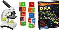 Exploring Her World: Top 40 Science Toys for Mighty Girls
