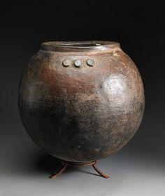 Bamana, Mali. Dick Jemison African Ceramic Collection, Birmingham Museum of Art, AL