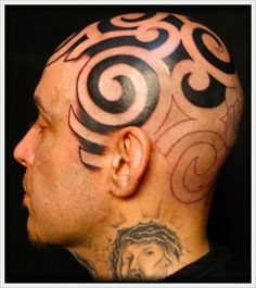 25 Tribal Tattoo Designs For Men
