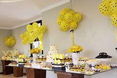 bumblebee diy birthday stuff | Bumble Bee Party from Brazil :: Sweet Customers | The TomKat Studio