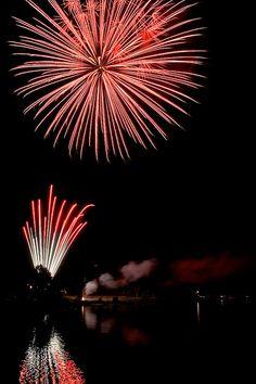 Fireworks FX, Long Sault, Ontario, July 1, 2012