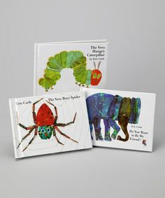 Take a look at this Do You Want to Be My Friend? Mini Board Book Set by Penguin Group (USA) on #zulily today!