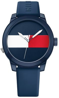 Tommy Hilfiger Denim Tonal Watch
