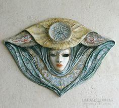 Nadine Pau - masks, dolls and ornaments. | VK