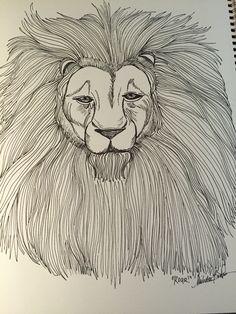 """Roar!"" (c) Michelle Bentham 2016."