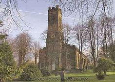 St Peter''s Church Belper in Derbyshire. 8 Bells