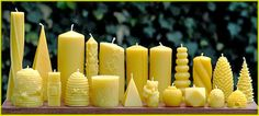 Lilin Madu Indonesia terbuat dari Beeswax, mudah dibuatnya juga prospektif hasilnya.  wajib dilirik