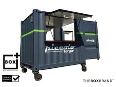 Shipping Container, Food Van, Mini Container Coffee Carts | Miscellaneous Goods | Gumtree Australia Caboolture Area - Caboolture | 1094150966