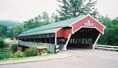 Jackson, NH, Covered Bridge, Dance, Wentworth Inn