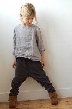 So damn cute! Check out this little gangsta who doesn't know how to match. Black and brown never go honey. You'll learn.