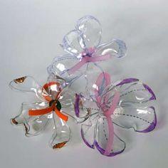Acessórios de Garrafas Pet - Plastic Bottles - DIY - Reciclagem de Garrafas PET e Embalagens diversas!