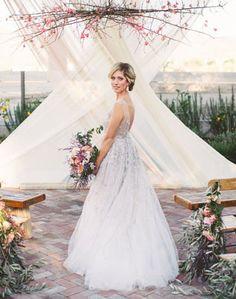 Арки и декоративные зоны для осенней свадебной церемонии - The-wedding.ru