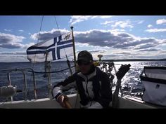 HR 29 sailing in the High Coast of Sweden Baltic Sea, Sweden, This Is Us, Sailing, Coast, Mountains, Summer, Travel, Candle