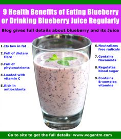 9 Health Benefits of Eating Blueberry #blueberries #healthy #foodporn http://livedan330.com/2015/01/13/9-health-benefits-eating-blueberry/