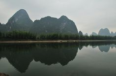 Li River, Yangshuo, Guilin by ohmytrip, via Flickr