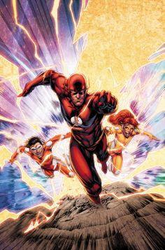 DC comics dévoile les covers des 40 mini-séries Convergence