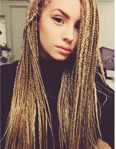 71 Best white girl braids images