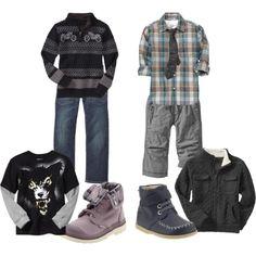 Winter BOY Fashion - Gap clothing
