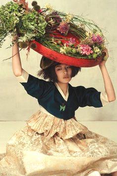 Vogue Korea | October 2010 | Harvest Feast