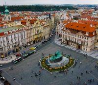 Centro historico de Praga