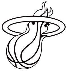 Miami Heat logo pinterest.com/... twitter.com/... instagram.com/... OceanviewBLVD.com