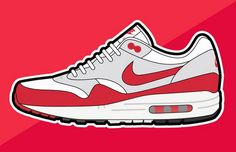 An epic visual guide to everything you need to know about Nike Air Max.