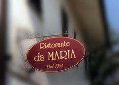 Zanco trattoria Da Maria--Open Monday?