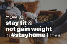 Healthy through the #homeoffice and #stayhome times. What about your #motivation for exercise and sport in the past few weeks? Did you get a little lazy with #stayhome and home office? We will show you how you do not gain weight even in these times. With a little #discipline, you will even get your summer body. And #summer is definitely coming!  #weightloss #weightlossjourney #fitness #healthylifestyle #motivation #healthy #health #diet #workout #gym #fitnessmotivation