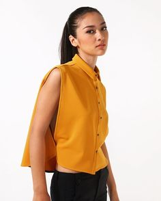 NEW IN! No idea what to wear on Monday? Go with the yellows!! LINE ID: @mmchic