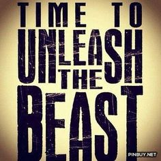 Beast Mode - Fitness, Training, Bodybuilding Quotes