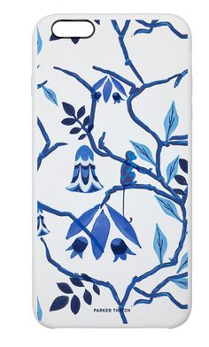 marjorelle gardens blue and white from Parker Thatch Dress Your Tech, Iphone 6, Fashion Accessories, Blue And White, Purses, Bags, Gardens, Handbags, Handbags