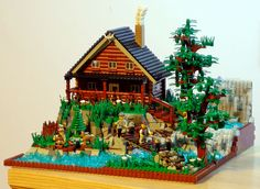 lego summer vacation