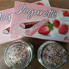 Rezept Variation von Yogurette-Cappuccino-Pulver von SusanneW aus W - Rezept der Kategorie Getränke