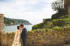 Dartmouth and Shilstone wedding in Devon