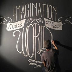 beautiful chalkboard design - Google Search