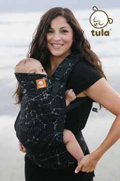 (Toddler Size) Half Wrap Conversion Tula - Natibaby Asteria Dusk