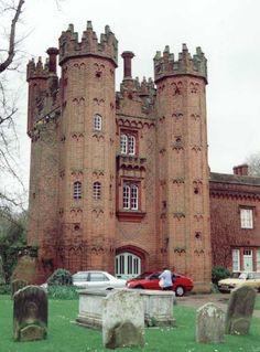 The Deanery of Hadleigh, Suffolk, England