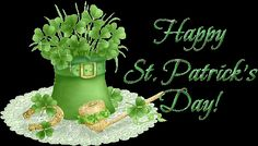 St. Patrick's Day graphics, backgrounds, vectors, pngs