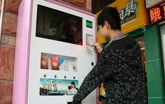 Una universidad china empieza a vender test del VIH en máquinas expendedoras