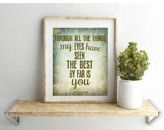 Andrew McMahon Lyric Art print  Cecilia and the by gbloomstudio