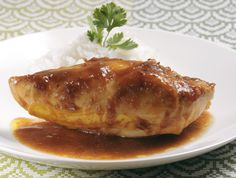 Pollo en salsa de tamarindo y chipotle | Cocina y Comparte | Recetas